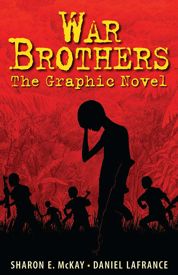War Brothers Graphic Novel